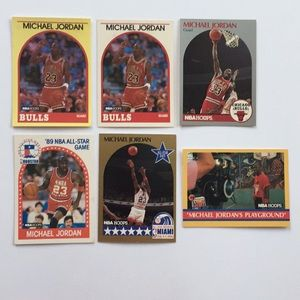 Other - Michael Jordan NBA Hoops basketball cards